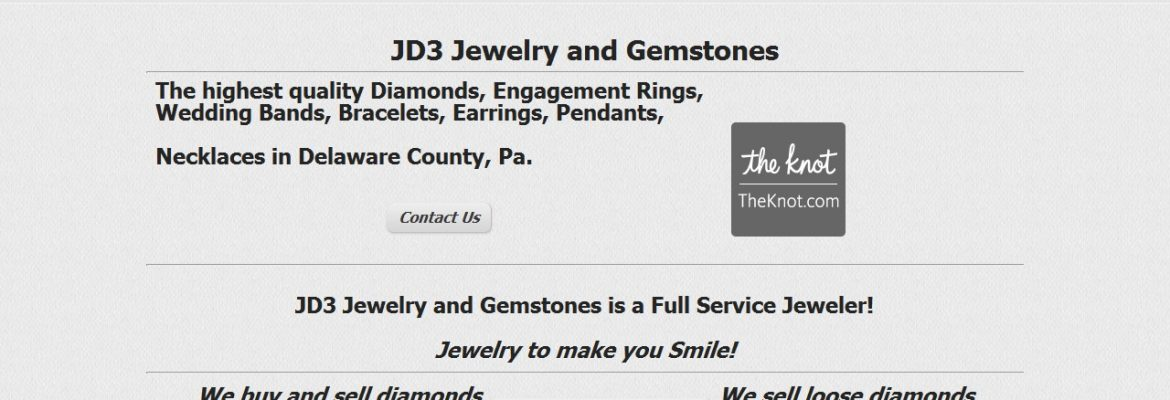 JD3 Jewelry & Gemstones