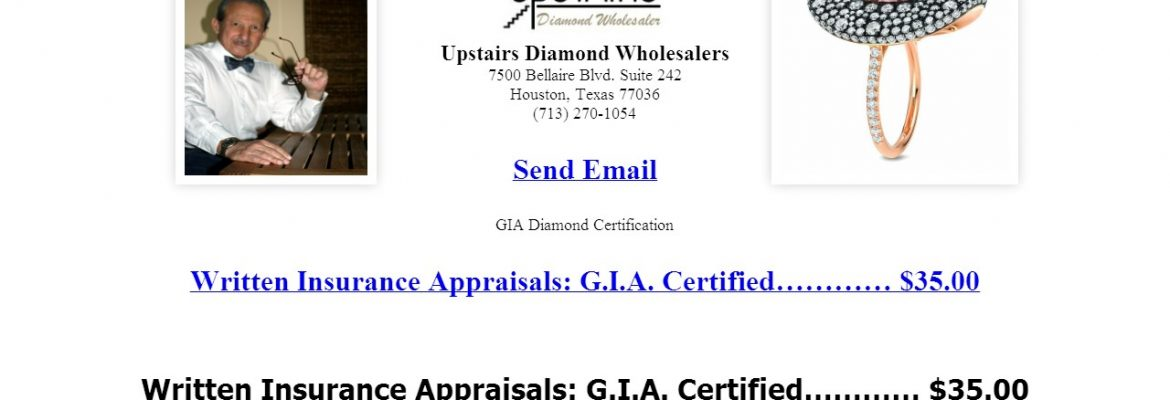 Upstairs Diamond Wholesalers